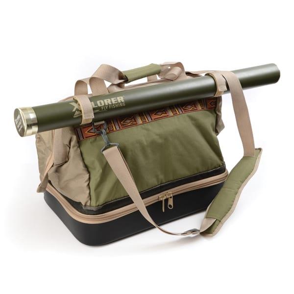Sterkies travel bag xplorer fly fishing for Fly fishing bag