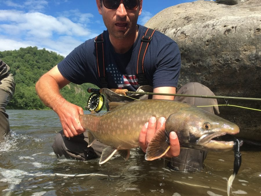Kamchatka and the Xplorer Fly rods – by Jerome Mitchell