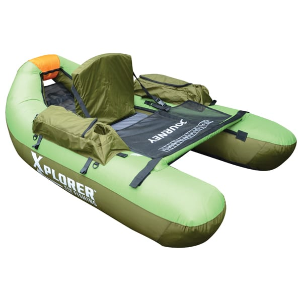 Xplorer Journey V Boat - Xplorer Fly Fishing