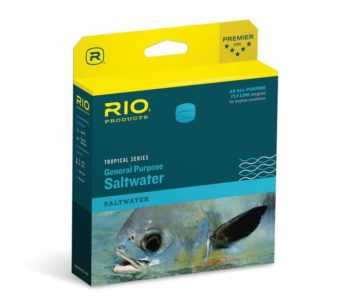 SALTWATER FLY LINES